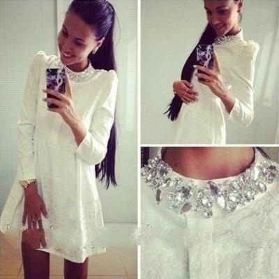 Стильная молодежные платья